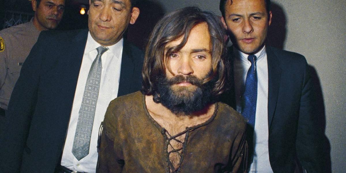 Murió el famoso homicida estadounidense Charles Manson