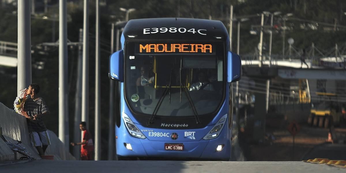 Motoristas de ônibus farão paralisação nesta terça-feira no Rio