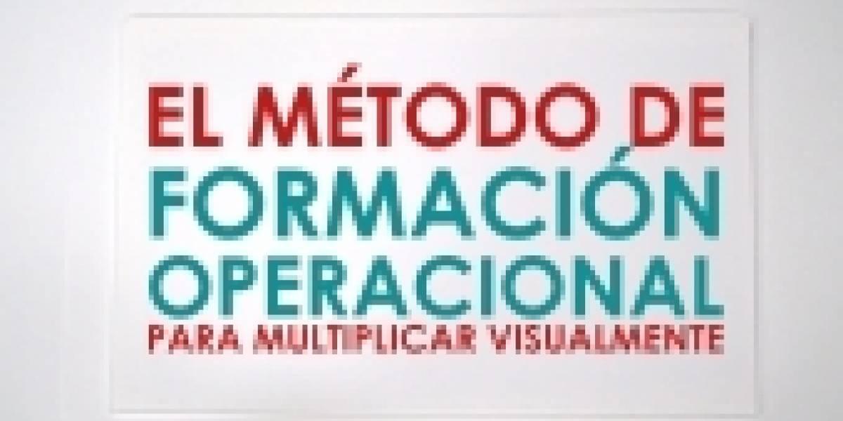 El método de formación operacional para multiplicar visualmente