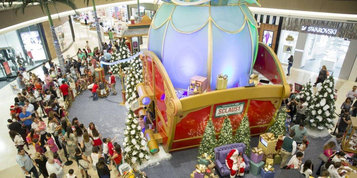 """The Mall of San Juan celebrará el viernes su """"Blue Friday"""""""