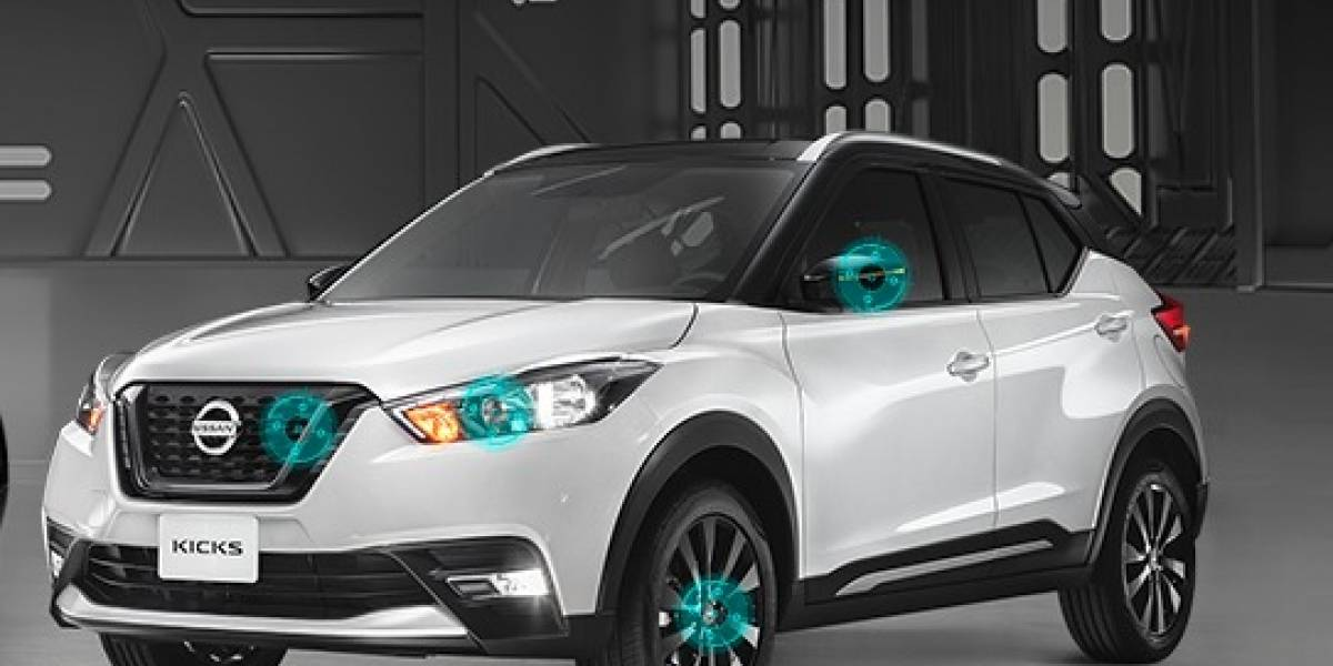 Nissan presenta Kicks Dark Night Star Wars: sólo hay 500