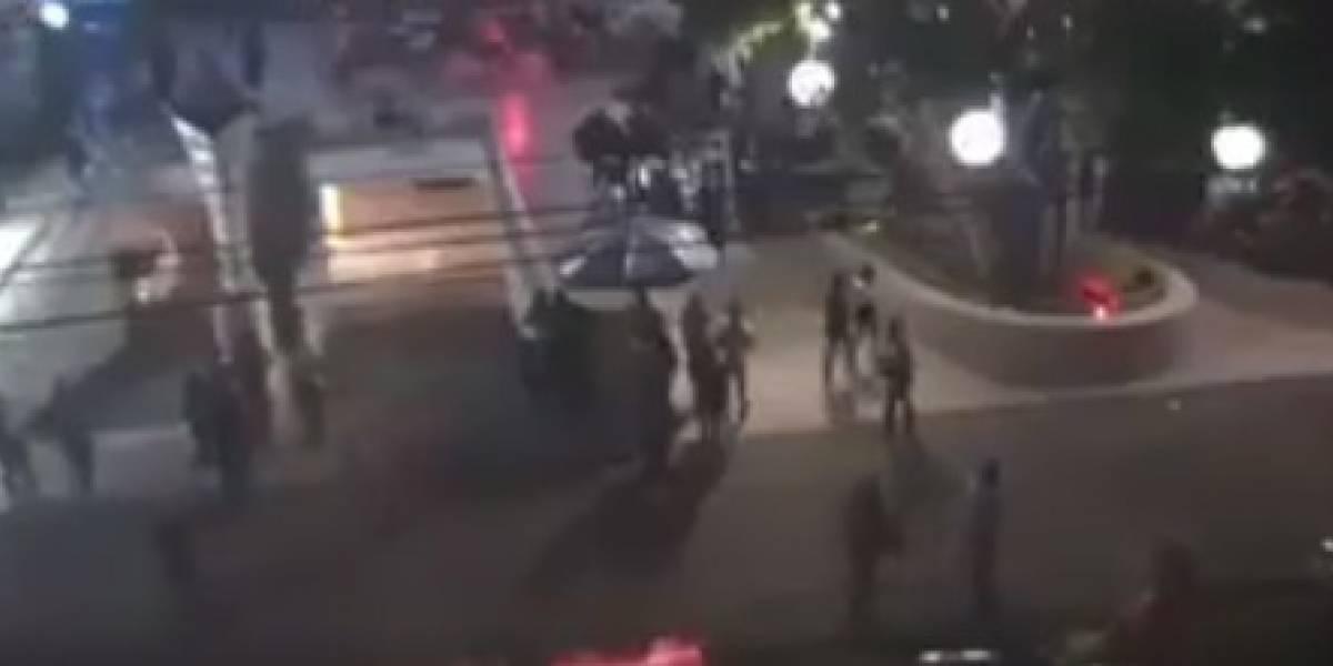 VIDEO: Matan a profesor de matemáticas cuando salía de un bar