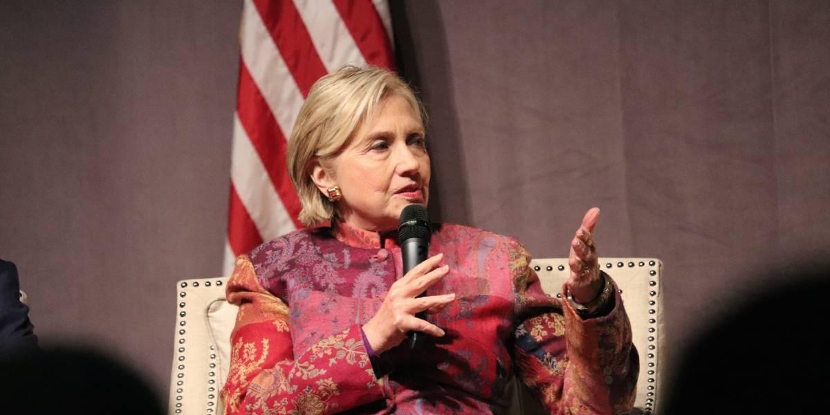 Hilary Clinton: Trump está obsesionado conmigo