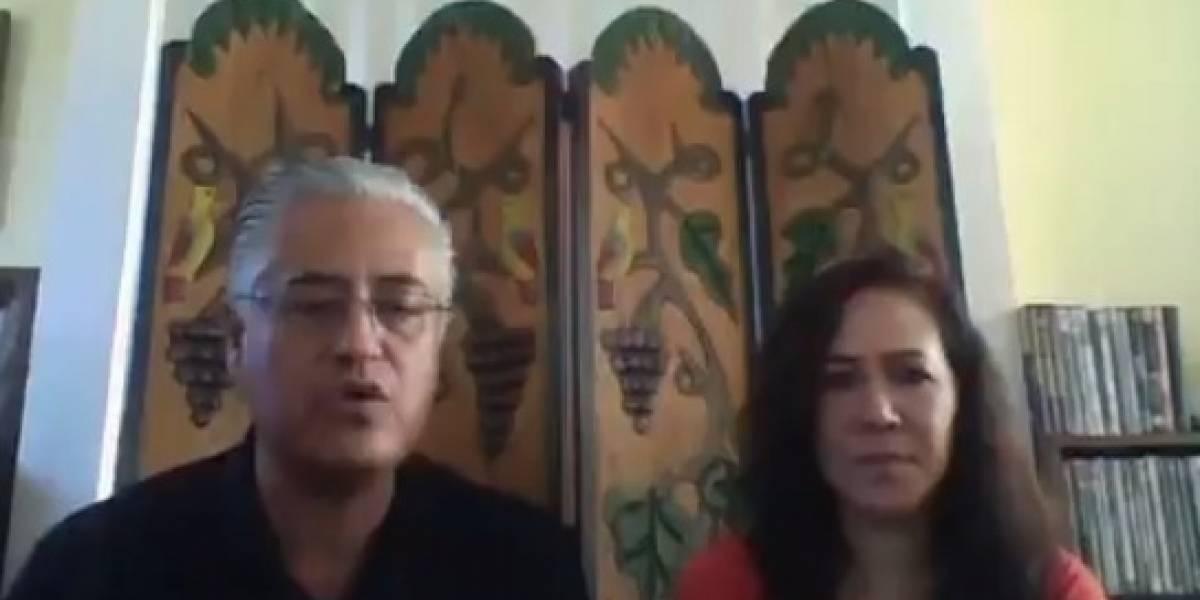 Aparece en video rector de la UAEM; denuncia supuesta persecución en su contra
