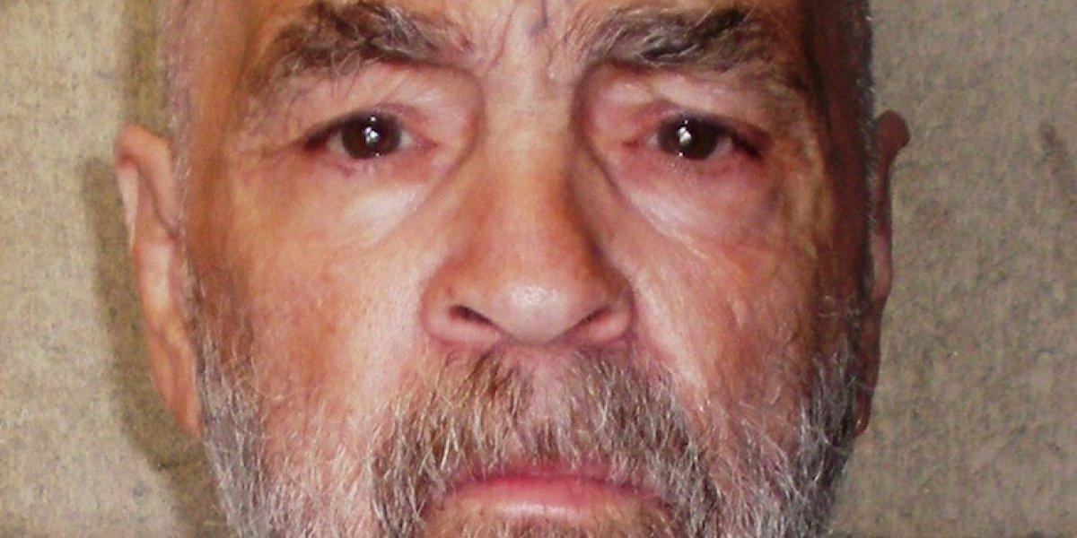 Fallece el criminal Charles Manson