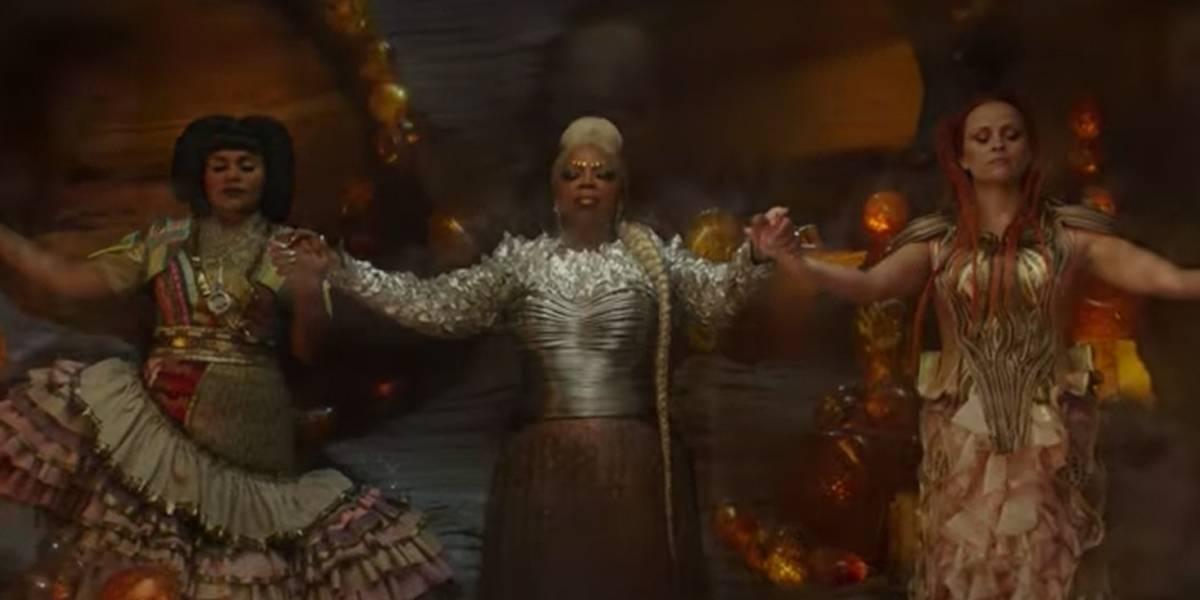Com Oprah Winfrey e Reese Witherspoon, Uma Dobra no Tempo ganha trailer oficial