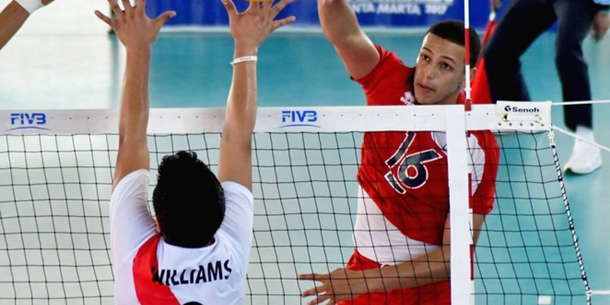 Triunfo del voleibol en los Bolivarianos