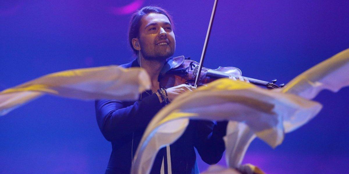 David Garrett, el violinista más rápido del mundo alista su debut en Chile