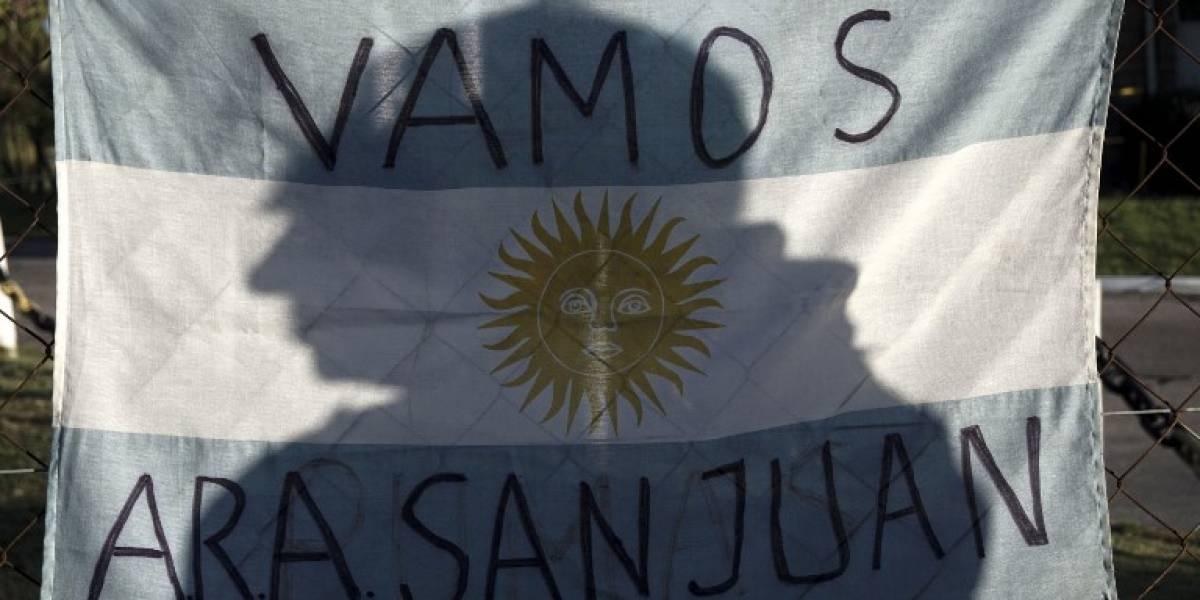 """""""NADA LOS VA A FRENAR"""": la emotiva carta que circula en redes sociales dedicada a los tripulantes del submarino argentino extraviado"""