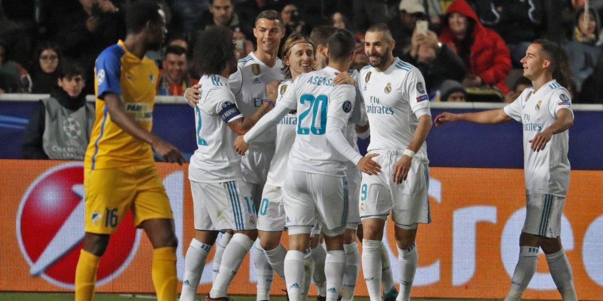Los equipos que ya aseguraron su clasificación a octavos de Champions League