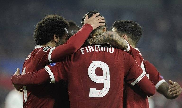 Liverpool tenía el partido en el bolsillo / imagen: AFP