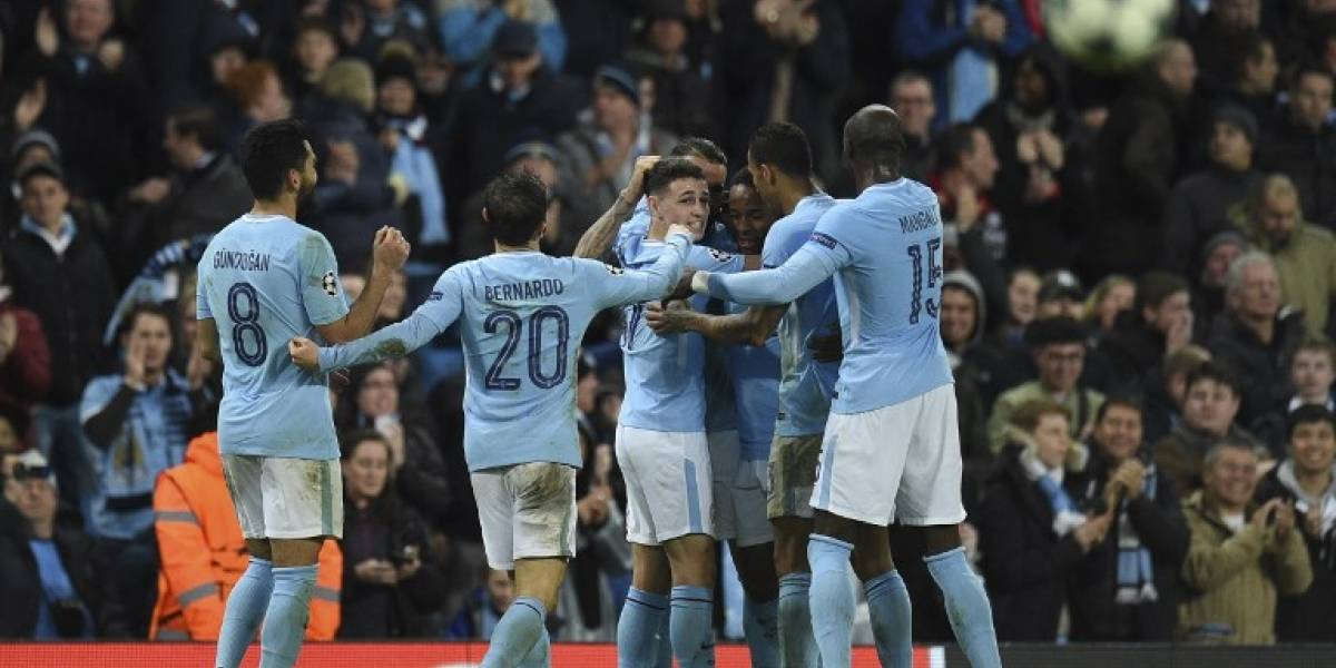 Manchester City ganó sobre la hora y sigue con puntaje ideal