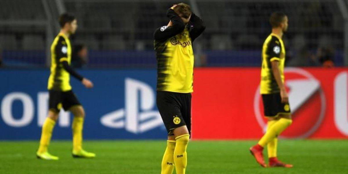 El Dortmund no pudo con Tottenham, quedó fuera de la Champions y ahora reza por la Europa League