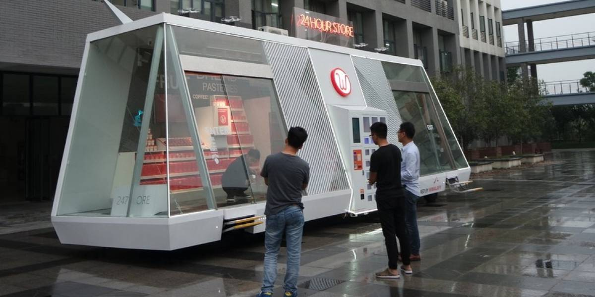 Tiendas móviles, sin cajeros ni dependientes: así compraremos en los supermercados del futuro
