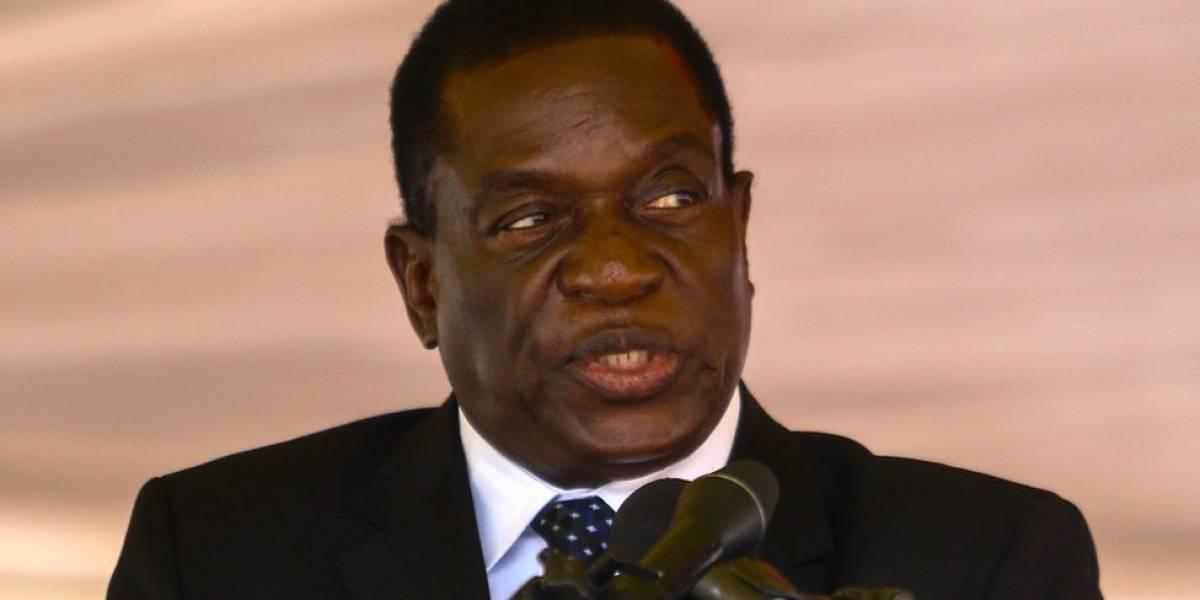 """Quién es Emmerson Mnangagwa, el """"cocodrilo"""" de Zimbabue que acabó con la presidencia de Robert Mugabe"""