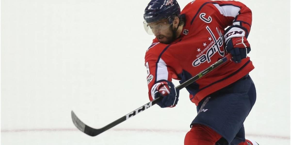 """Alex Ovechkin y su """"Putin Team"""": la polémica campaña de apoyo al presidente ruso de la estrella del hockey sobre hielo en Estados Unidos"""