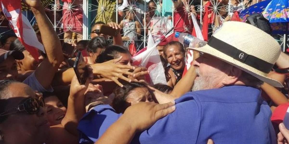 Lula segue na liderança para 2018, diz Datafolha; Bolsonaro está em 2º
