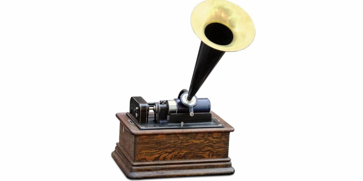 8 maneras de reproducir música desde la creación del fonógrafo hace 140 años