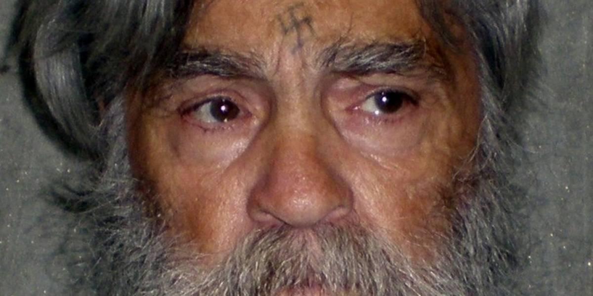 ¿Qué va a pasar con los restos mortales de Charles Manson?