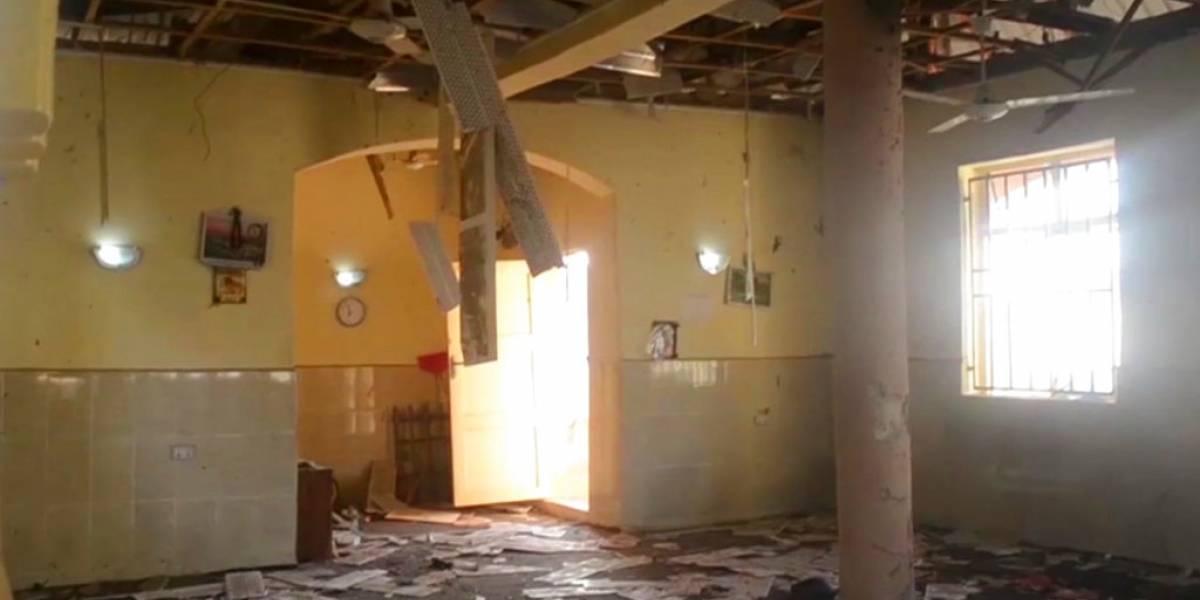 Atentado suicida en Nigeria deja más de 50 muertos