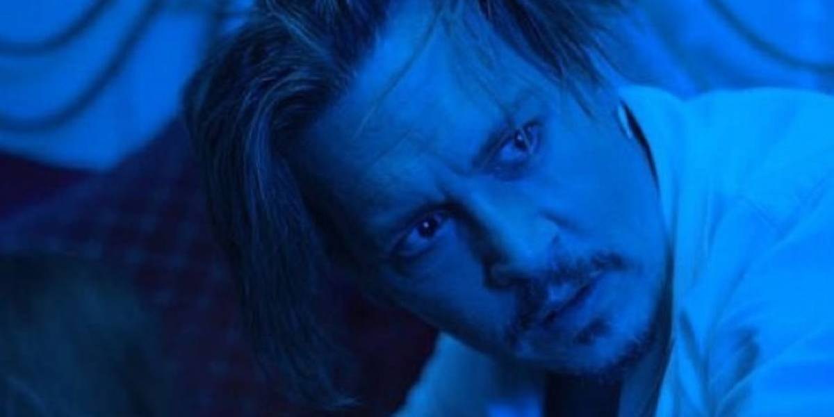 Johnny Depp protagoniza clipe erótico de Marilyn Manson