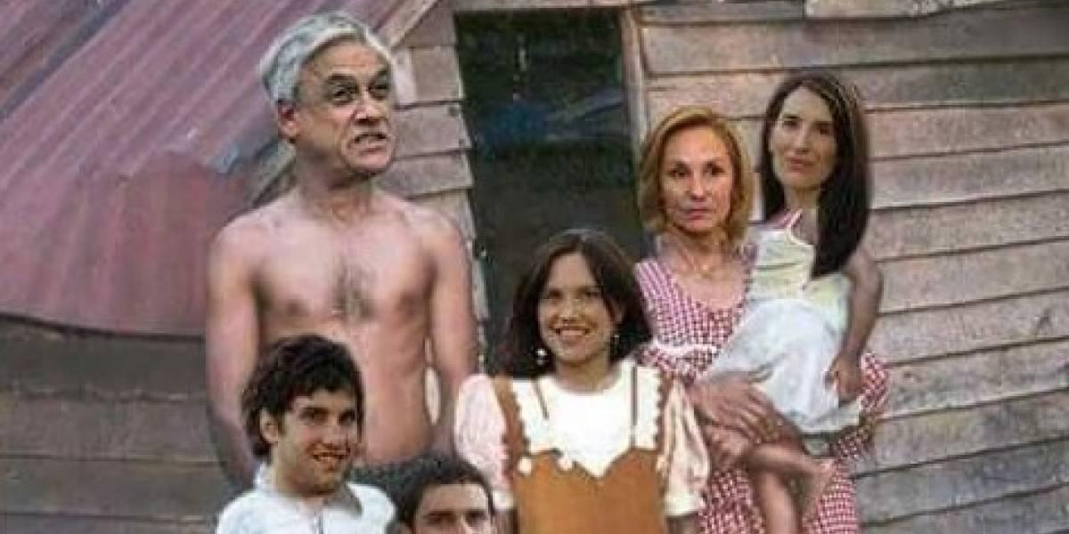 Sebastián Piñera se refirió a las declaraciones de Érika Olivera