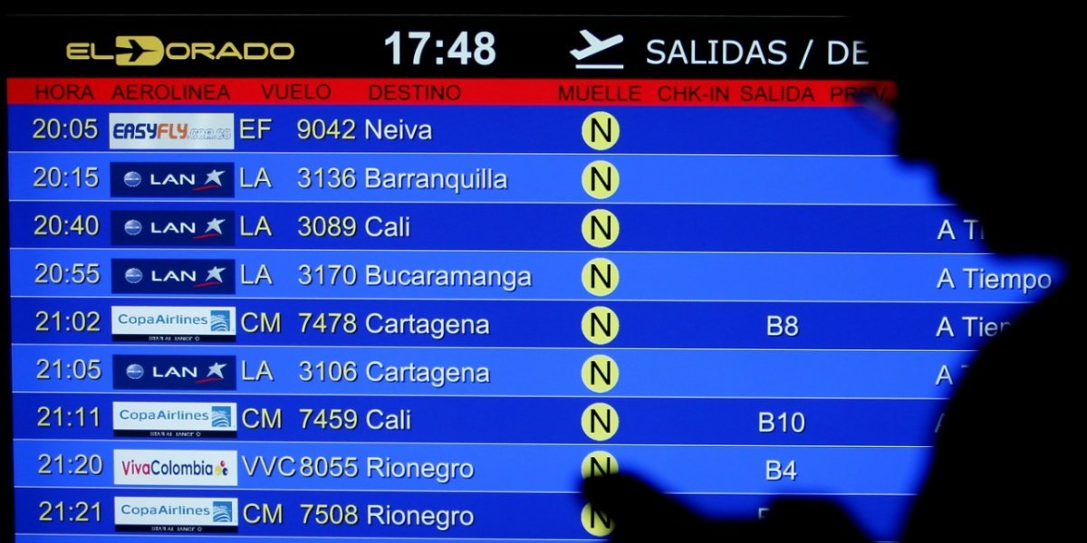 Rematan pasajes aéreos empezando el año: ¡a 30.000 pesos!