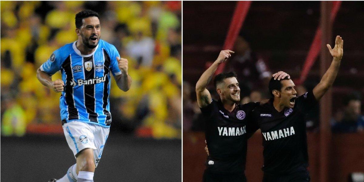 ¡Final inédita! Gremio de porto Alegre y Lanús comienzan a dirimir al campeón de América