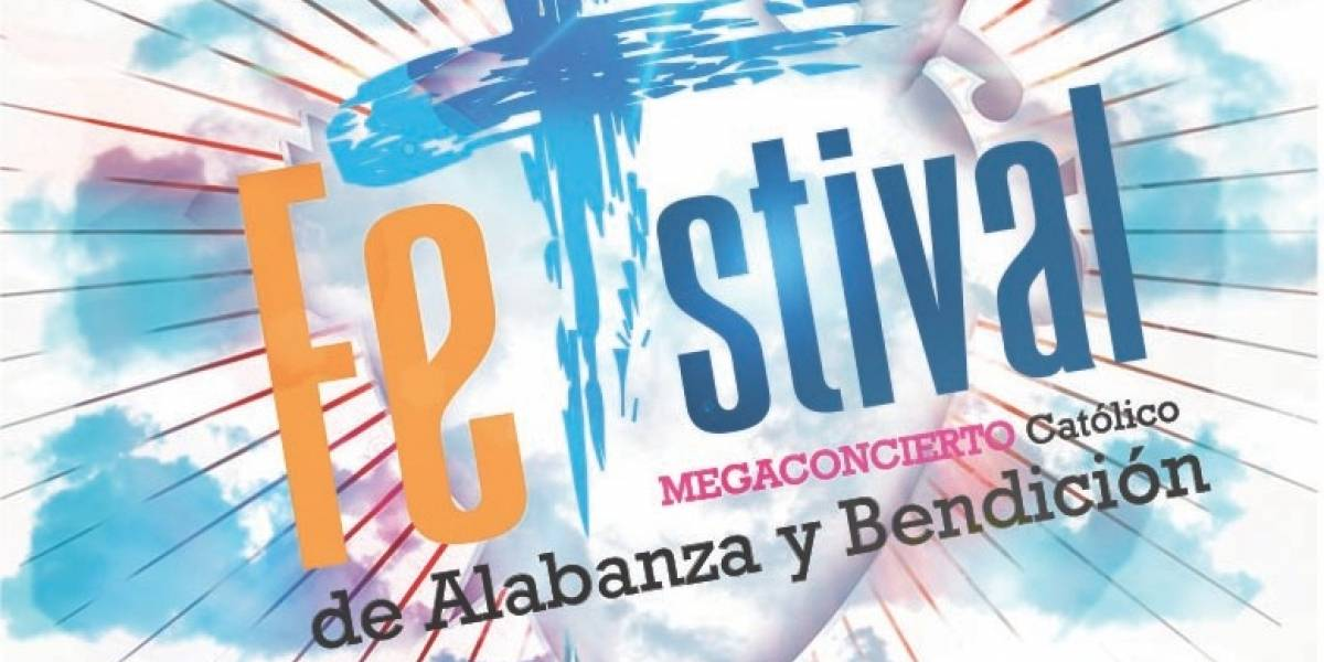 A Bogotá llega el FEstival: primer mega concierto católico