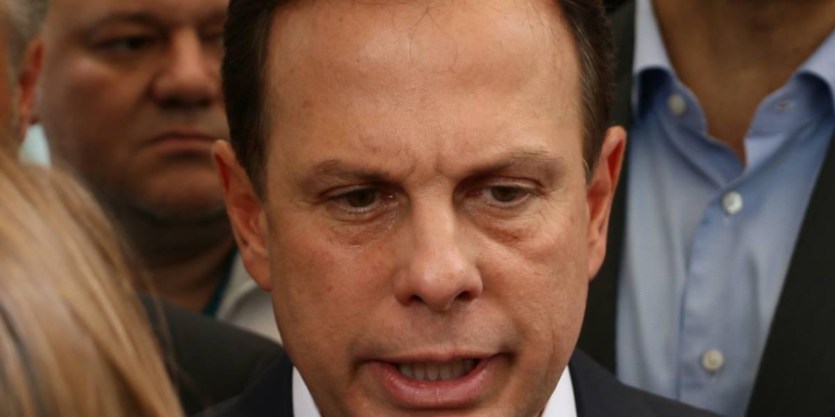 Cracolândia: 6 meses após megaoperação, Doria garante que ações são diárias