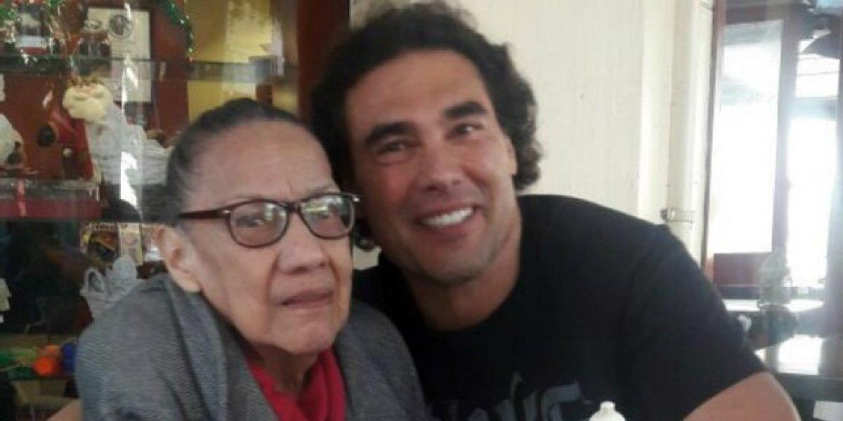 Casi matan a la mamá de Eduardo Yáñez para quedarse con la casa