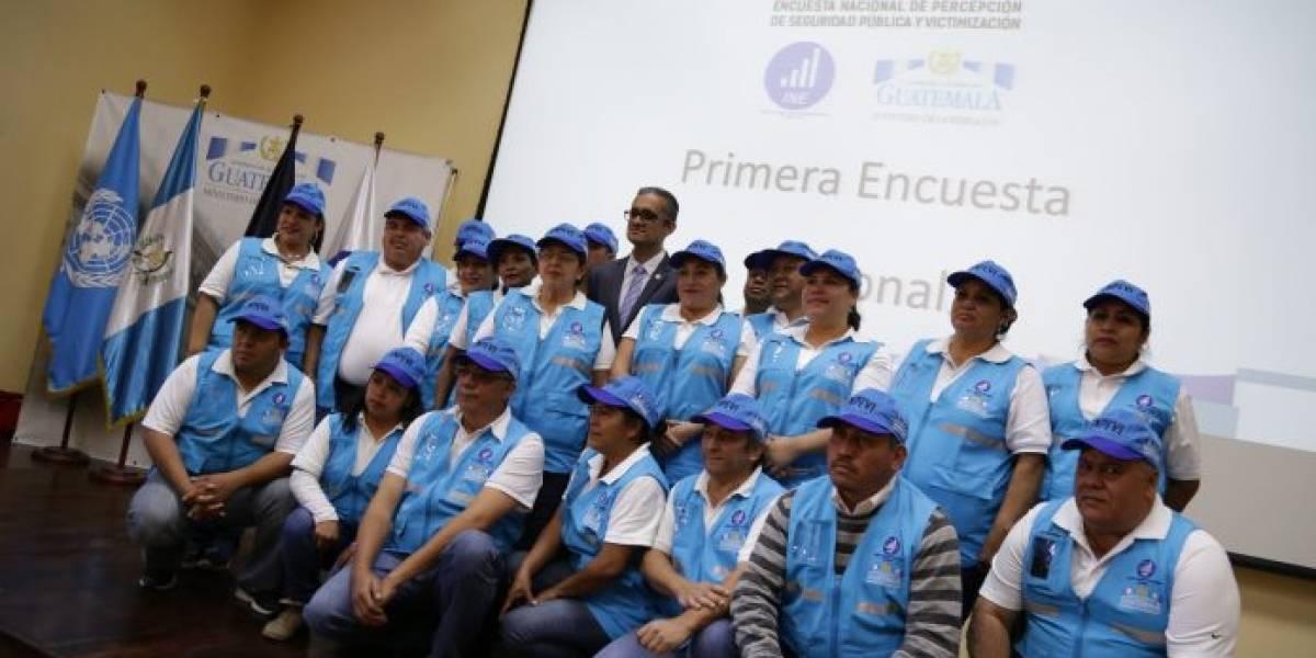Gobernación lanza encuesta de Percepción de Seguridad Pública y Victimización