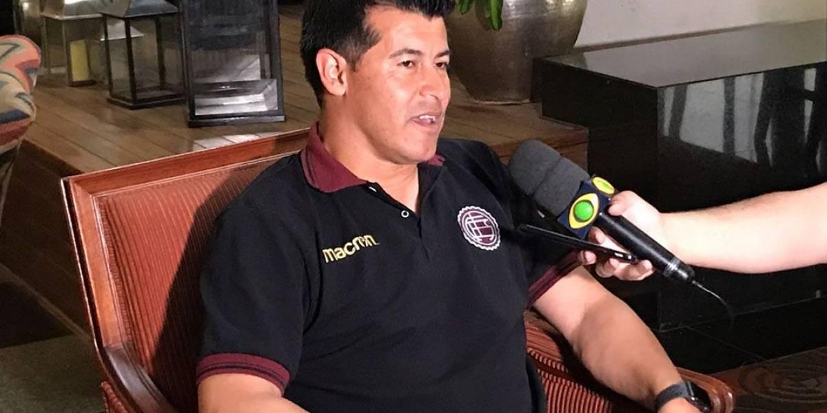 Técnico do Lanús diz que também espionou o Grêmio
