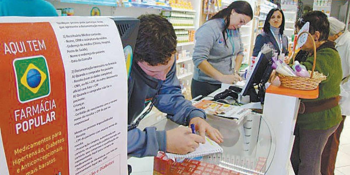 Governo Temer estuda rever distribuição de remédios do Farmácia Popular