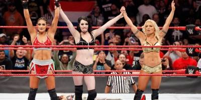 Paige regresa a la WWE