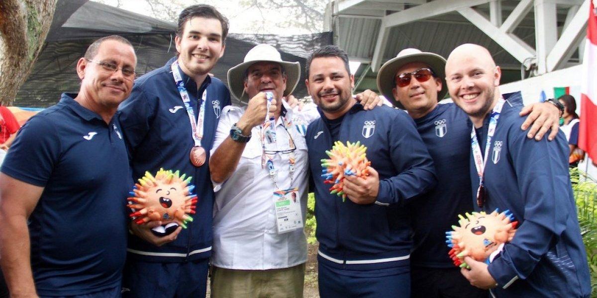Guatemala con destacada participación en el medallero de los Juegos Bolivarianos