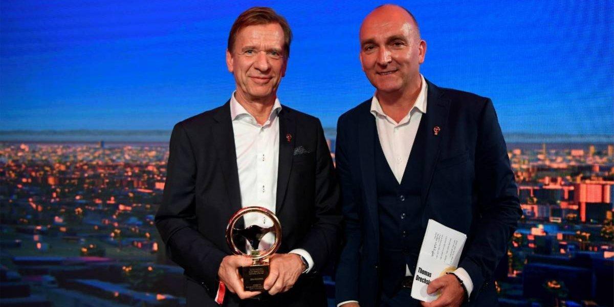 Presidente de Volvo Cars, elegido ejecutivo del año en Alemania