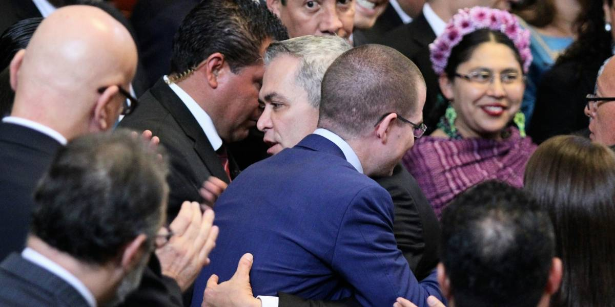 'No habrá dedazo': coincide Anaya con Mancera