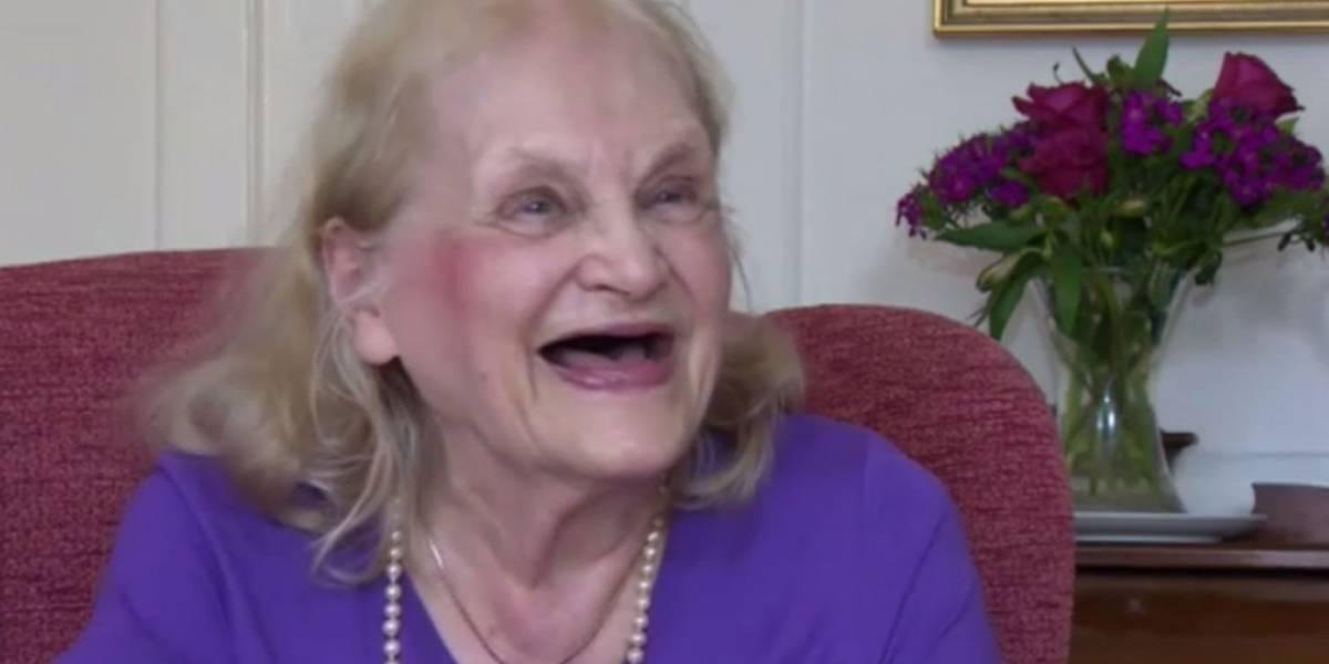 Aos 90 anos, britânica está em busca do seu sexto diploma