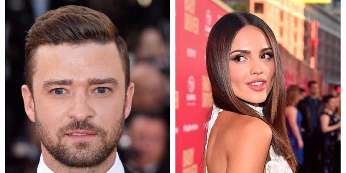 """Eiza González """"conquista"""" a Justin Timberlake y esta foto lo confirma"""