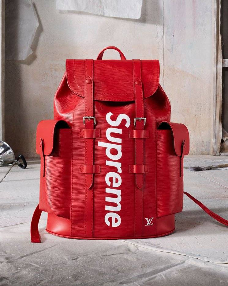 Supreme y Louis Vuitton