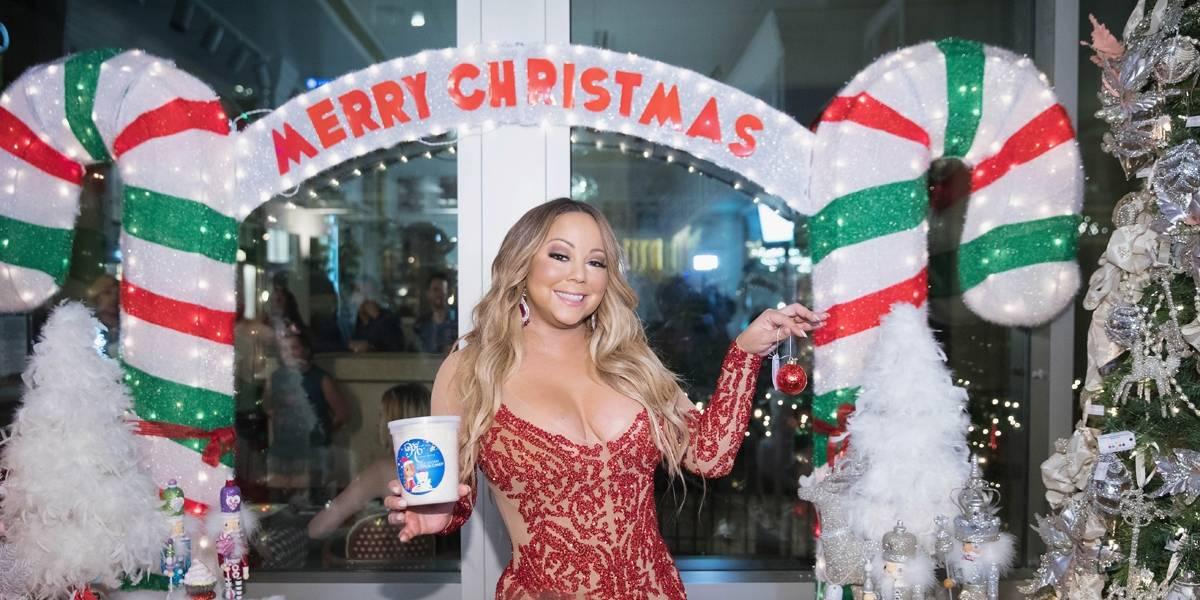 Mariah Carey diz que não merece o título de rainha do Natal: 'é só uma data que eu gosto'