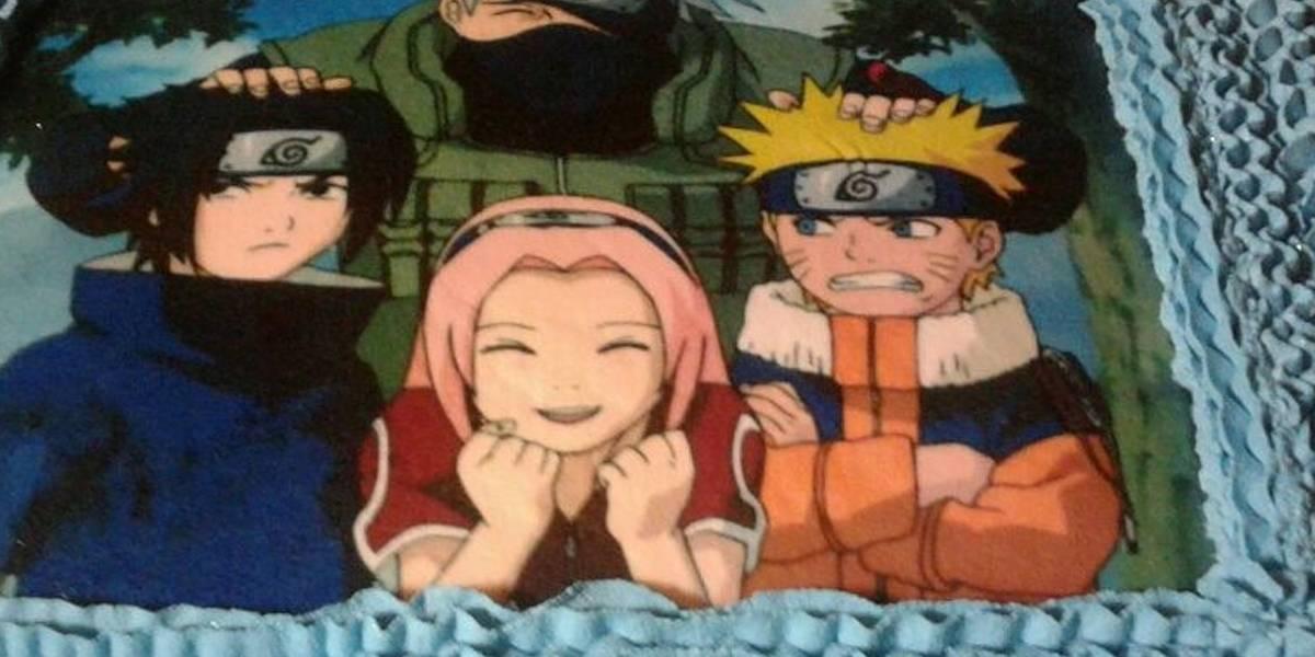 Naruto vira tema de festa de 18 anos e aniversariante ganha fama nas redes sociais