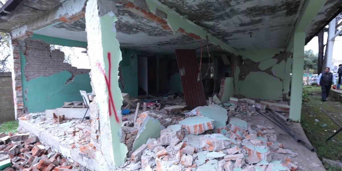 ¿Cómo es Ocuilan? el pueblo afectado por el sismo del 19-S y reconstruido por Love Army