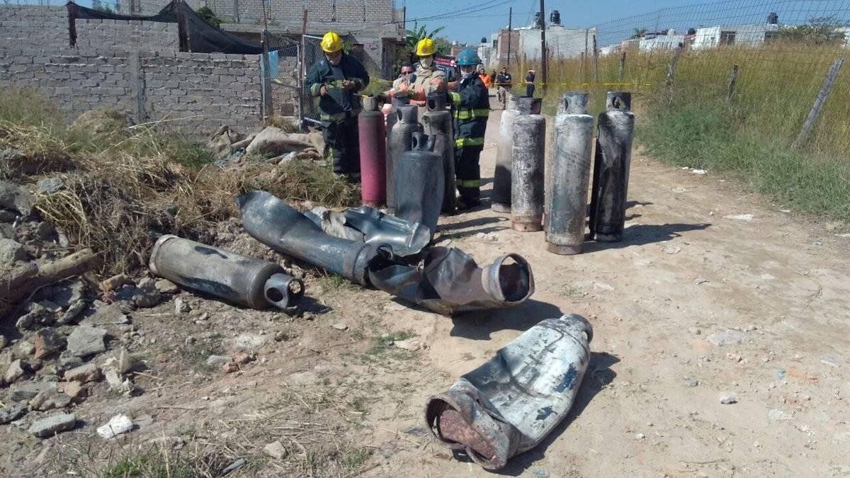 FOTO: Unidad Estatal de Protección Civil y Bomberos.