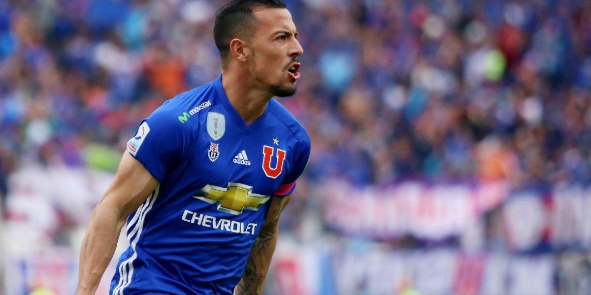 """Pumas confirma interés por Ubilla: """"Es un gran futbolista, tiene características que buscamos"""""""