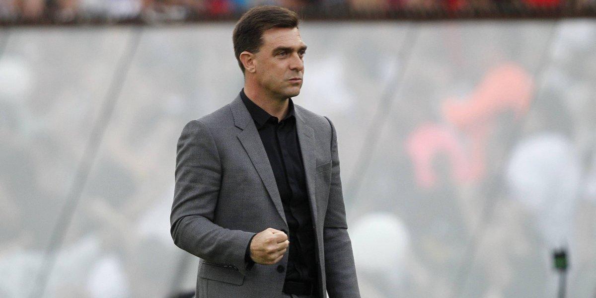 """Raúl Ormeño se cuadra a muerte con Pablo Guede: """"Debe seguir gane o pierda el campeonato"""""""