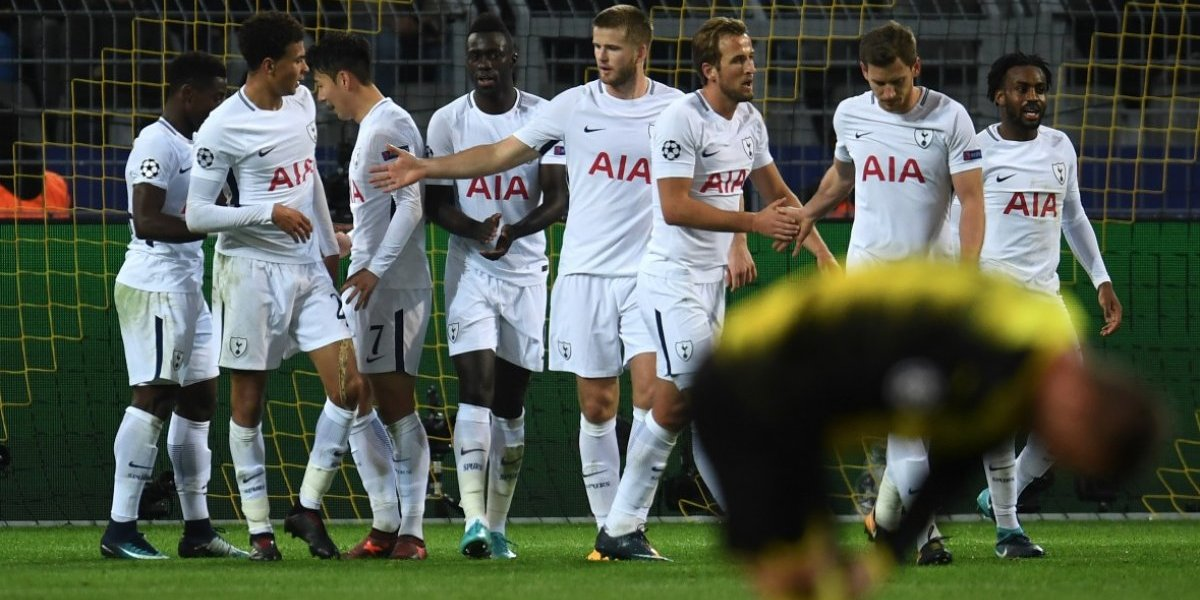 El Tottenham relega al Real Madrid al segundo lugar
