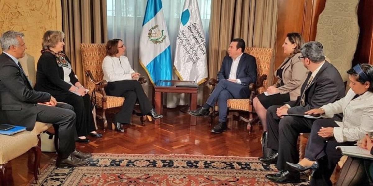"Canciller anuncia cronograma ""bastante fuerte"" previo a la XXVI Cumbre Iberoamericana"
