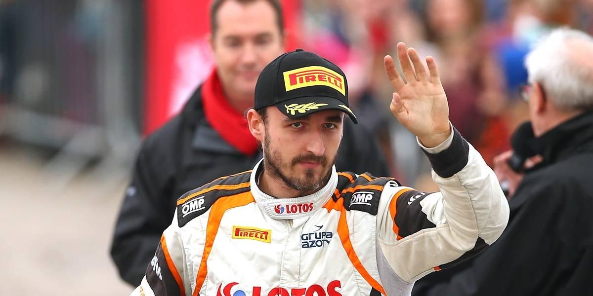 Williams nega ter fechado com Kubica para substituir Massa em 2018